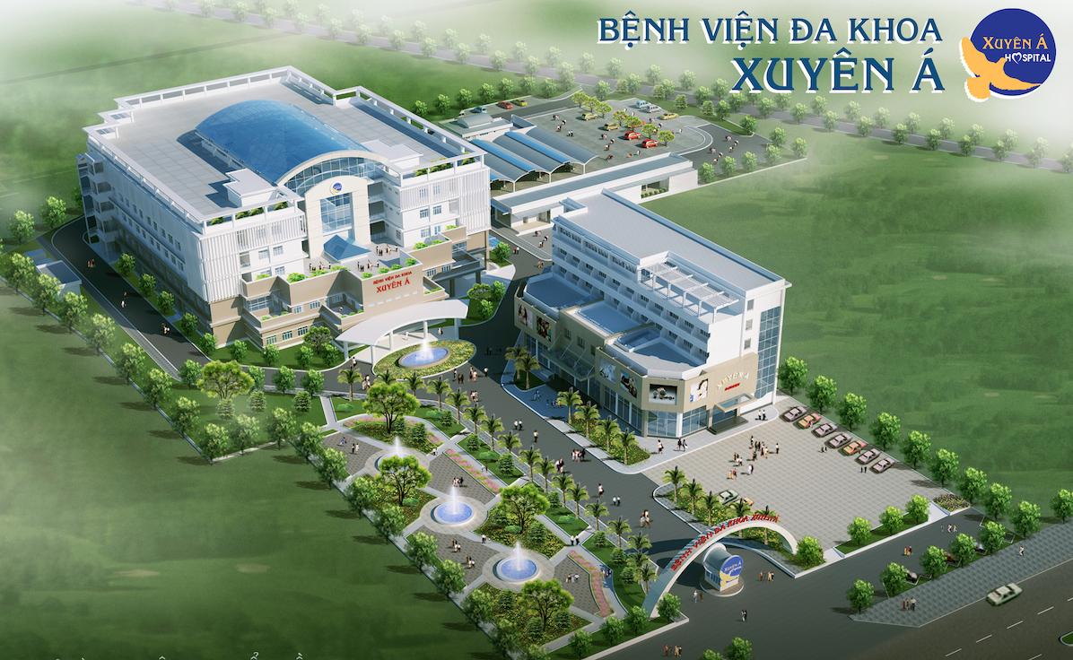 Dự án Bệnh viện Xuyên Á
