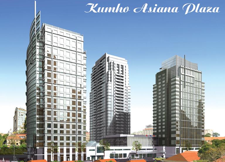Dự án Kumho Asiana Plaza
